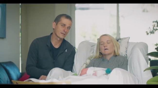 Anna and Scott Penhall explain their battle with Motor Neurone Disease.