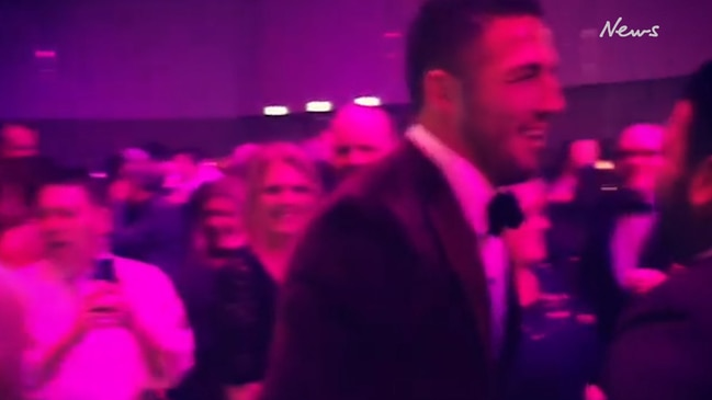 Sam Burgess seen out partying before split from Phoebe