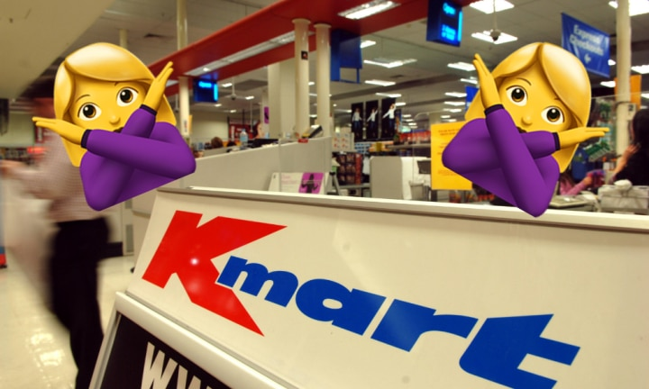 NSW Police warn about Kmart scam