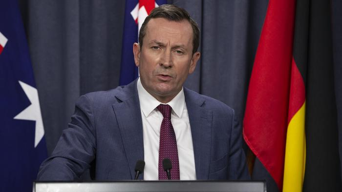 WA Premier Mark McGowan Announces Snap Lockdown After Perth Quarantine Hotel COVID-19 Outbreak