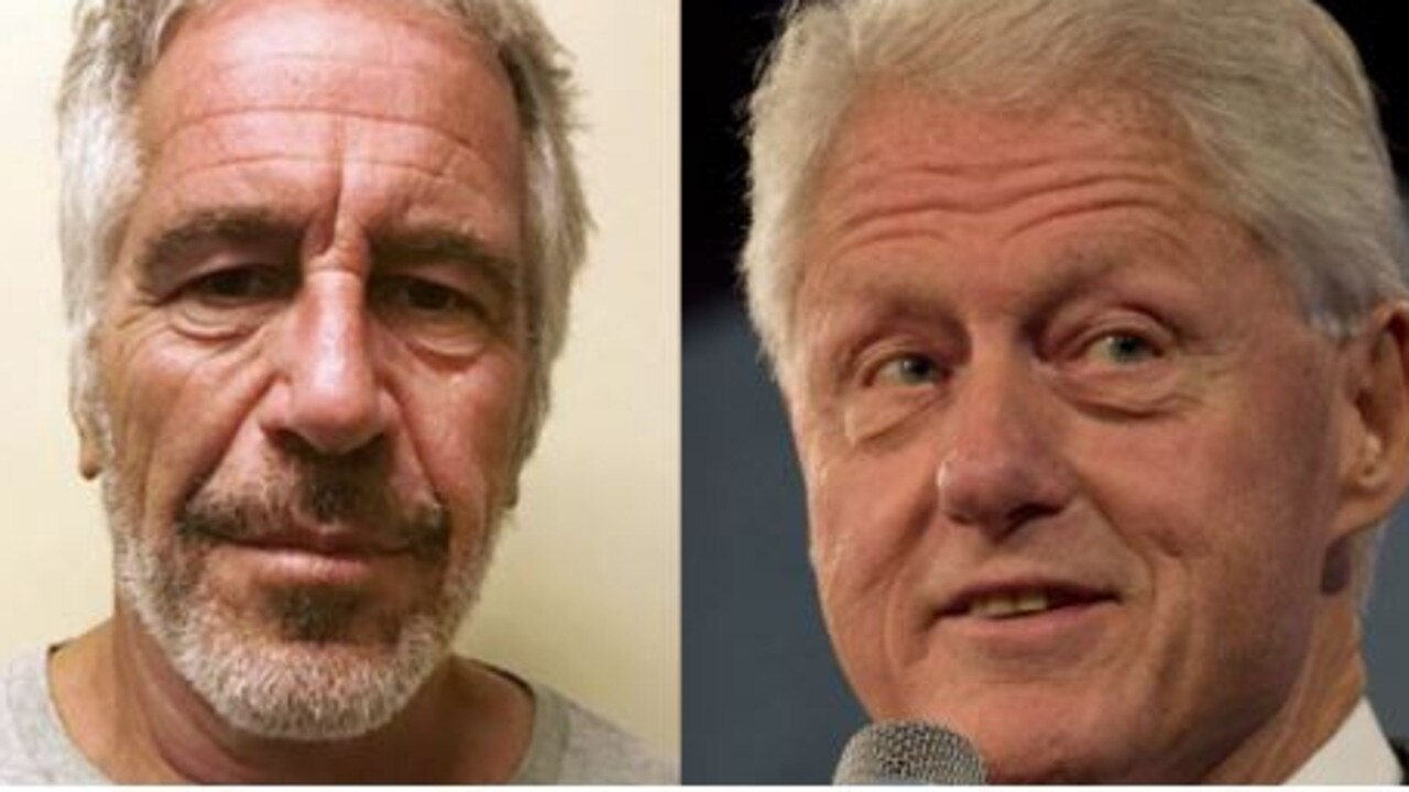 Following Epstein's apparent suicide, Donald Trump has retweeted a comedian who suggested the Clintons were involved in his death. Picture: Getty Images