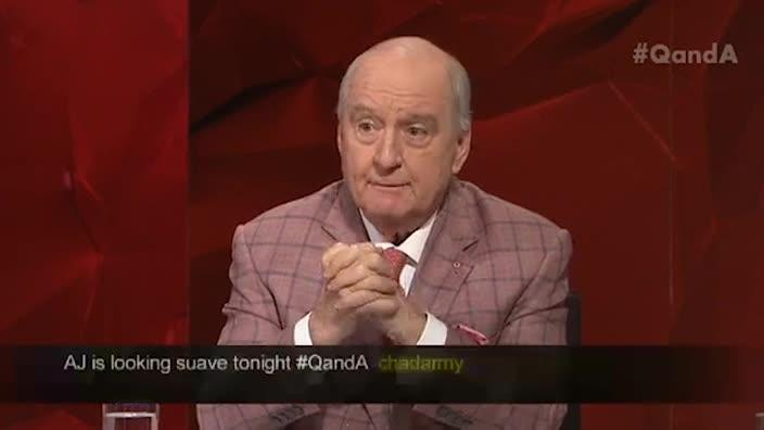"Alan Jones: Government expenditure is like a ""finger in the dyke"""