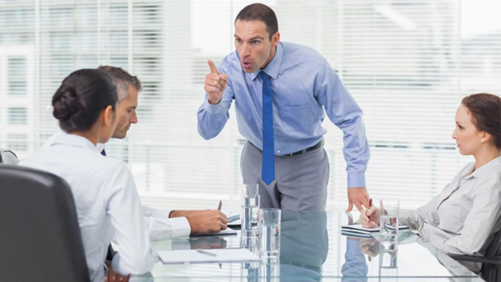 Dealing with workplace conflict