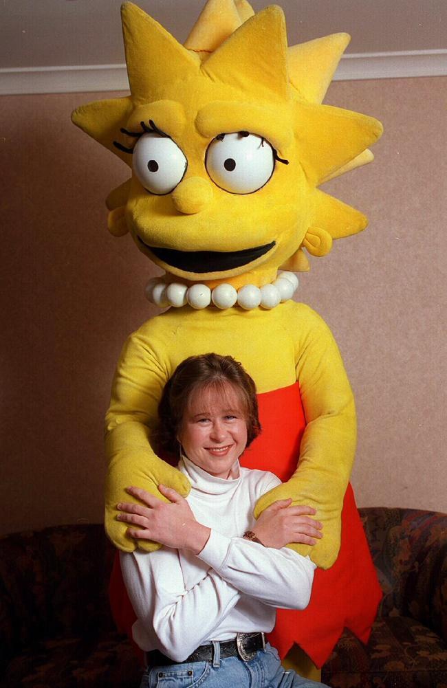 Yeardley and Lisa.