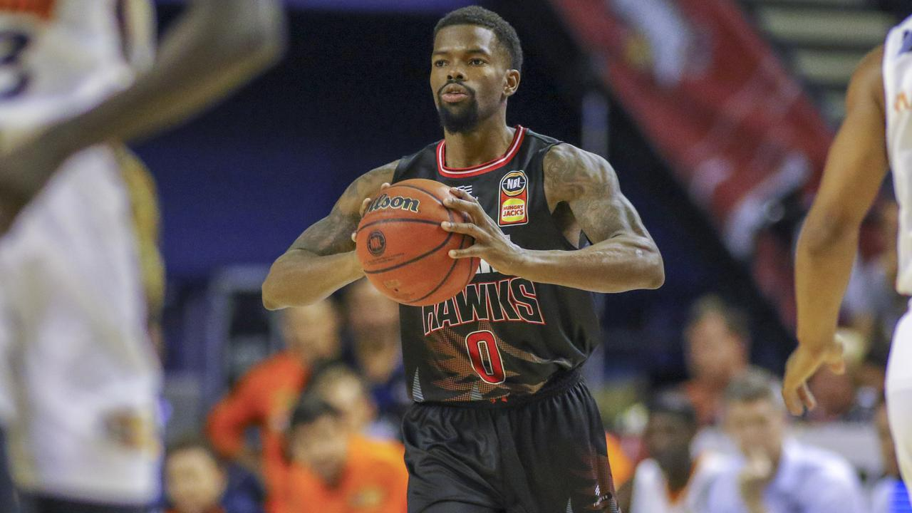 Two crucial starting lineup changes and an AJ Ogilvy resurgence sparked the Illawarra Hawks' first win in desparate NBL battle
