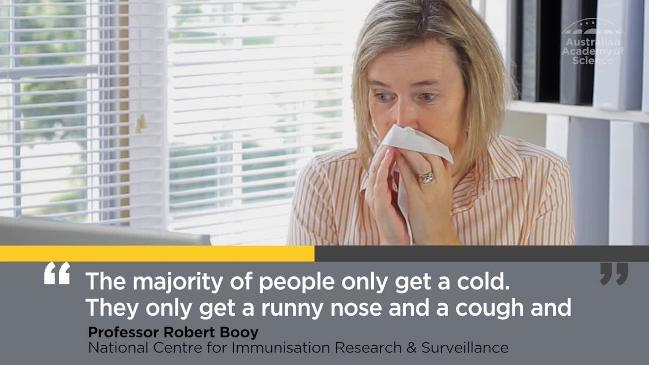 The flu can mutate rapidly from year to year, which is why its so important to stay up to date with flu vaccinations