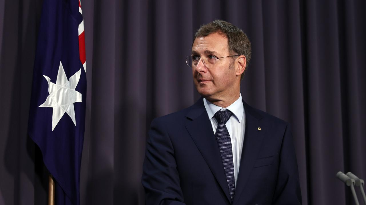 Deputy chief medical officer Professor Michael Kidd. Picture: NCA NewsWire / Gary Ramage