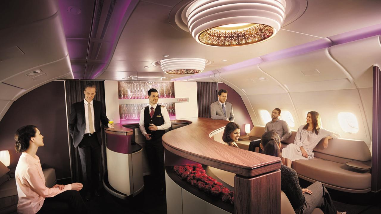 Qatar Airways has been named the best airline in the world.