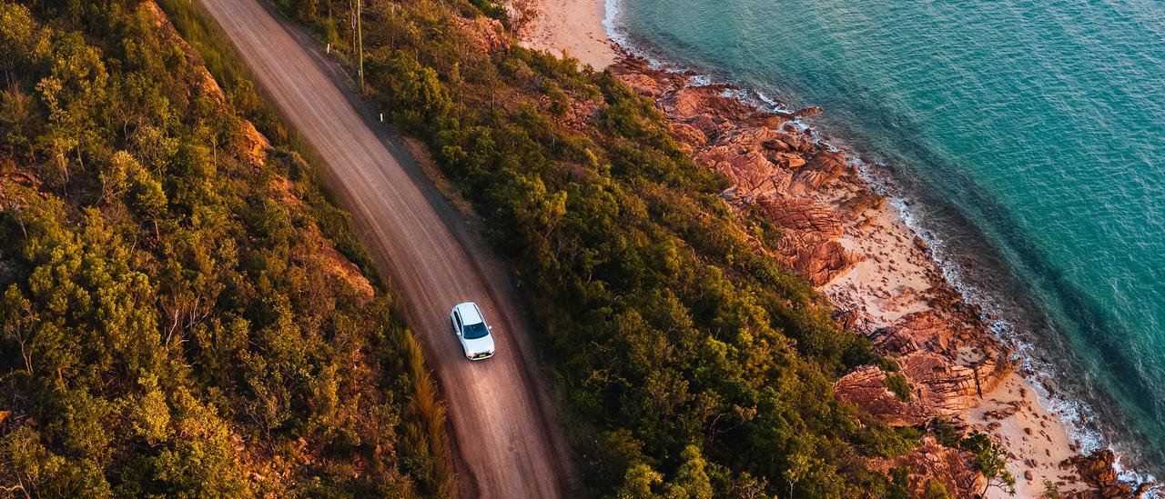 Cape Gloucester, Whitsundays, QLD. Picture: Tourism and Events Queensland