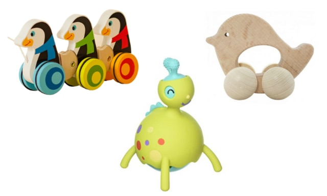 Baby mirror toys 6 months baby toys