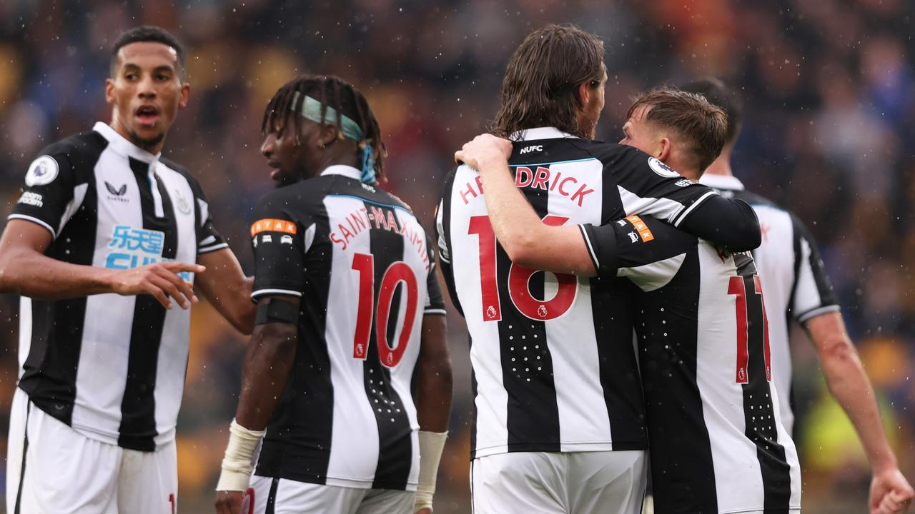 Newcastle United has a fresh start. Photo by Naomi Baker/Getty Images.