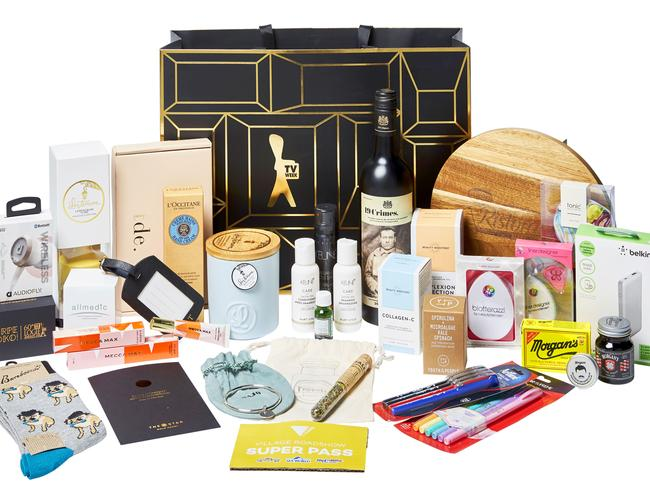 Here's what's inside the Logies gift bags for 2018