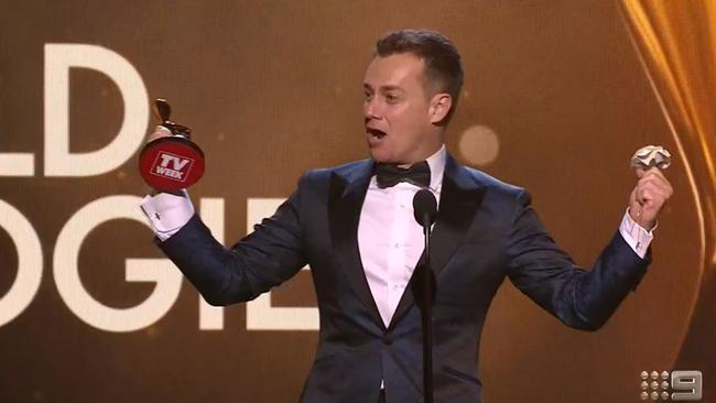 Everyone was shocked — including the winner himself.