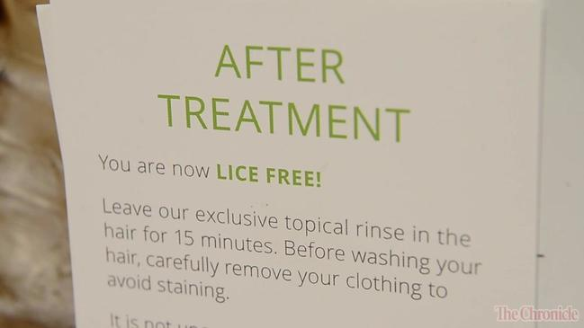 New treatment for head lice