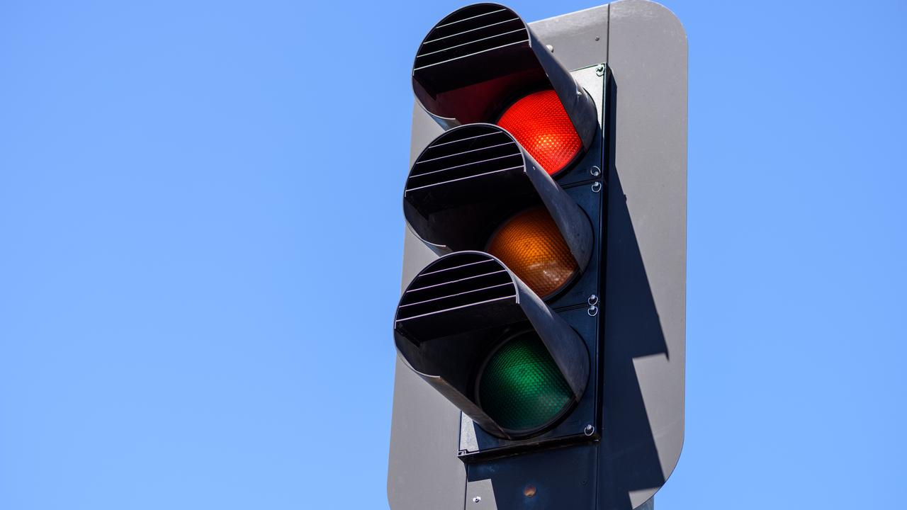 The humble traffic light is causing a lot of confusion on Aussie roads. Picture: iStock