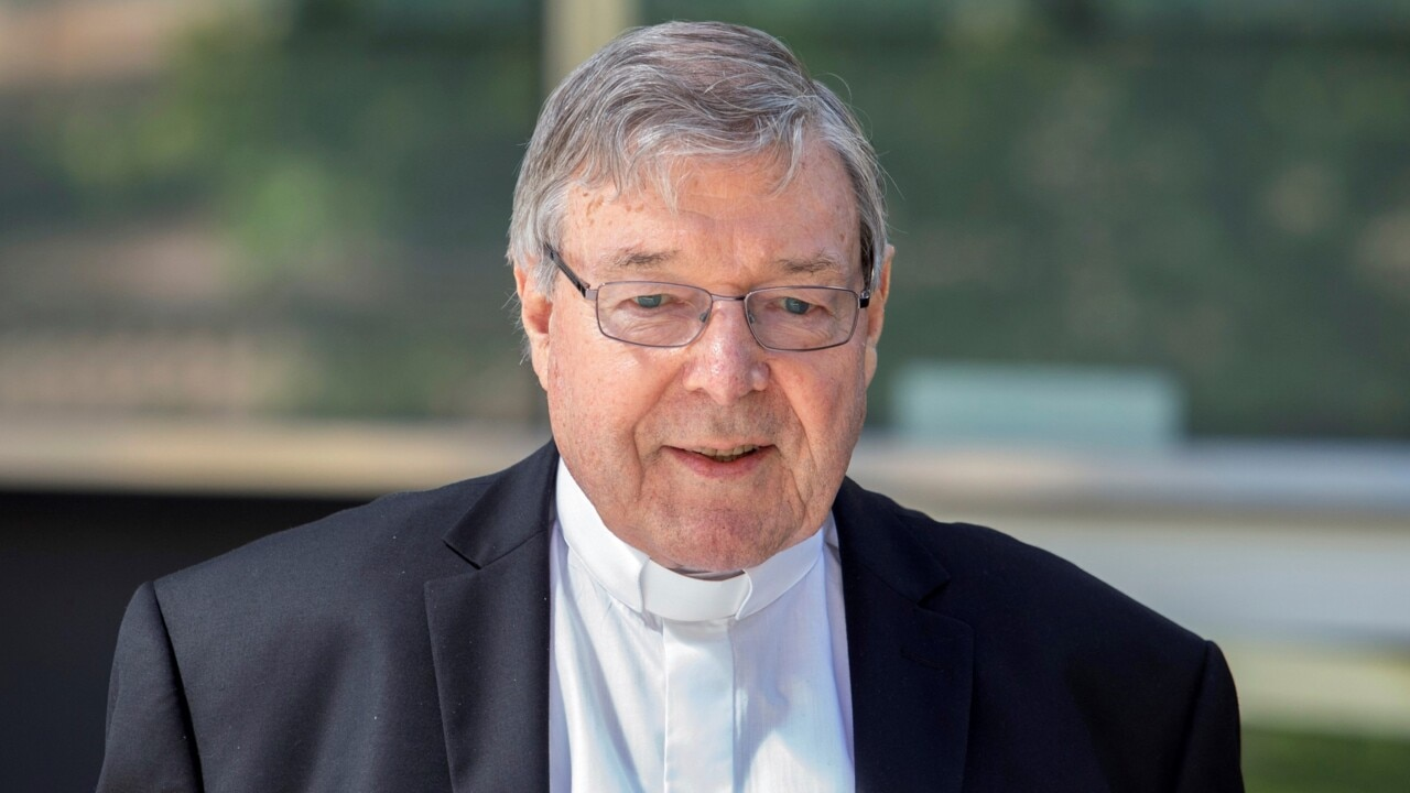 Cardinal Pell returns to Rome as Vatican faces financial scandal