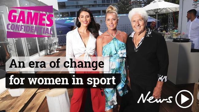 An era of change for women in sport
