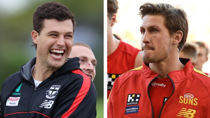 Rowan Marshall is set to come in for the Saints, while David Swallow will miss.