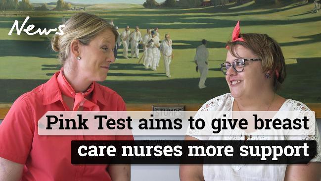 Pink Test aims to give breast care nurses more support