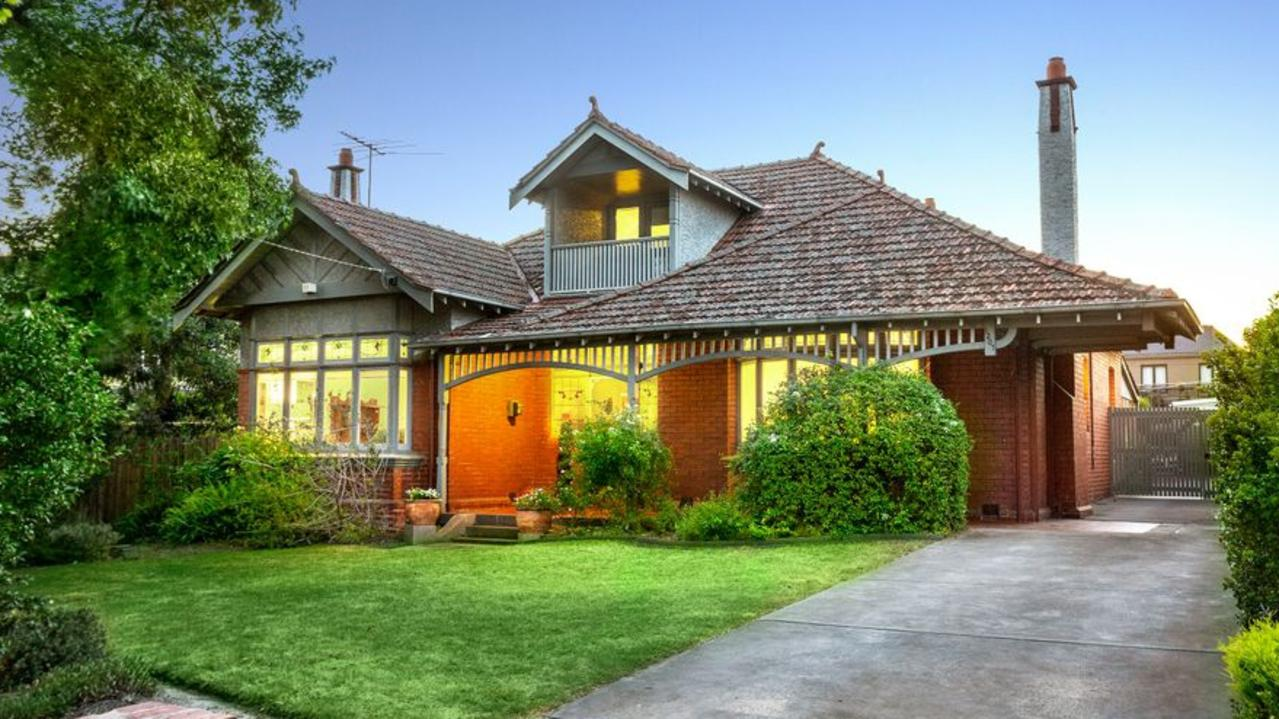 1207 Burke Rd, Kew is the second home included in the $7 million deal.