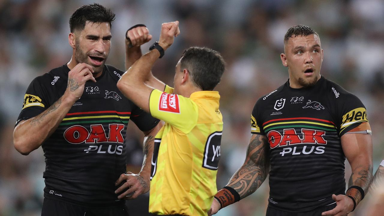 NRL finals: Penrith's anxious wait over James Fisher ...