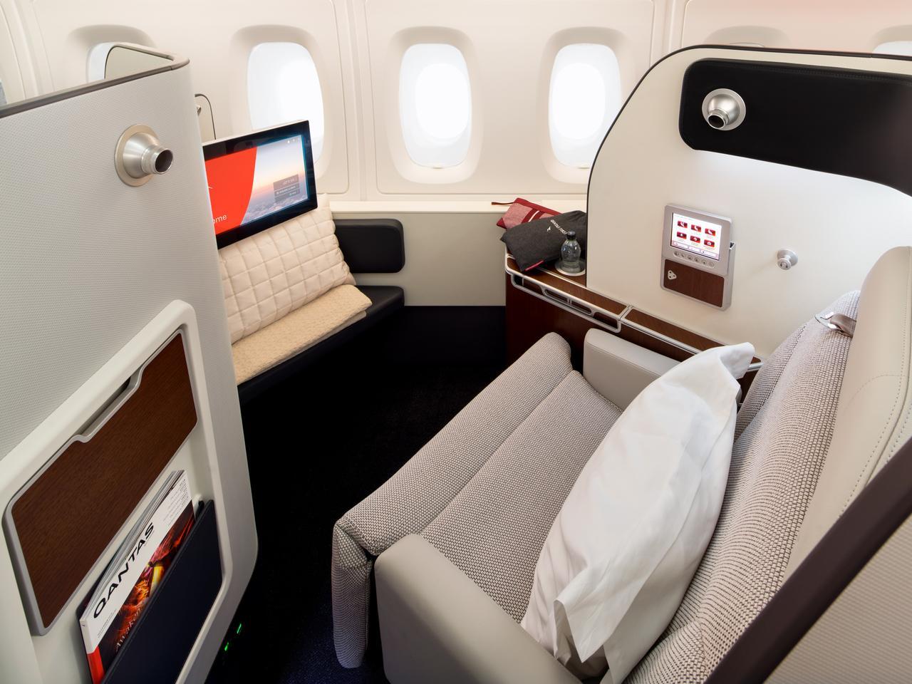 QANTAS' UPGRADED A380s Picture: Qantas