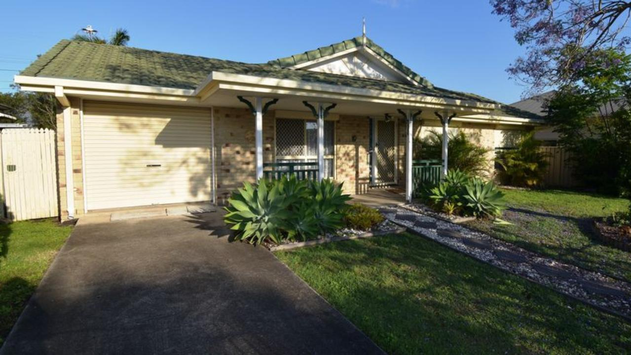 22 Doyle Street, Silkstone, has been listed at $290,000 negotiable.