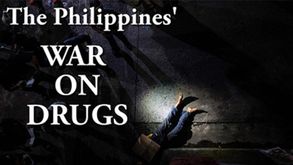 The War on Drugs in the Philippines