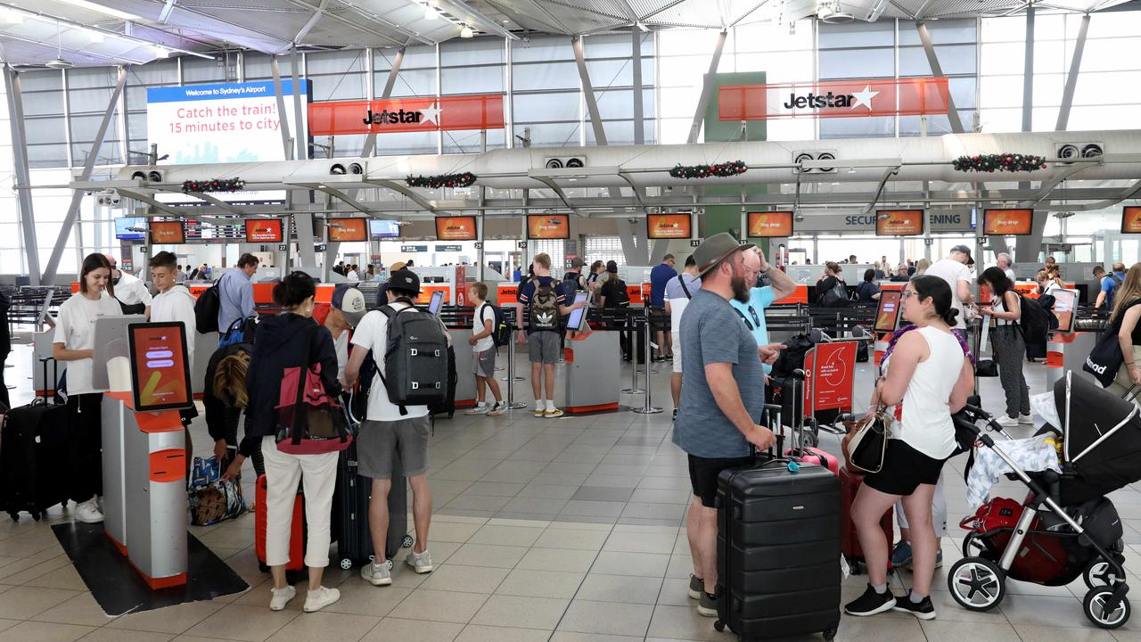 Jetstar workers want more than the 3 per cent wage increase being offered. Picture: Damian Shaw