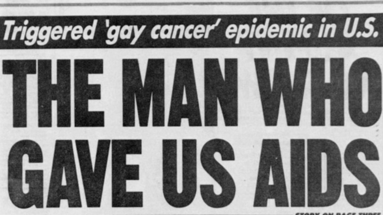 Dugas was wrongly identified as 'patient zero' during the early years of the AIDS epidemic in the US.