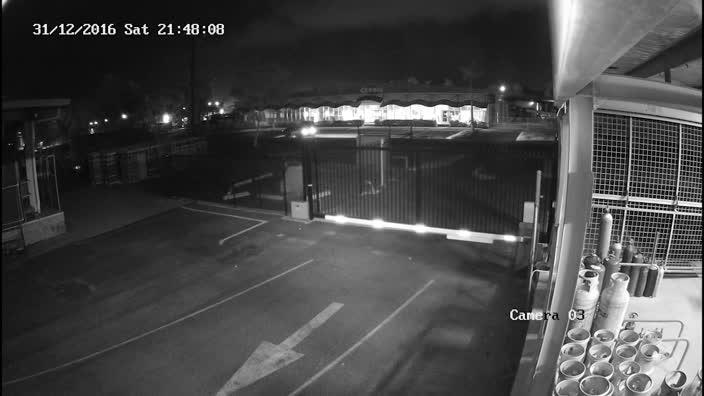 CCTV footage linked to NYE hit and run