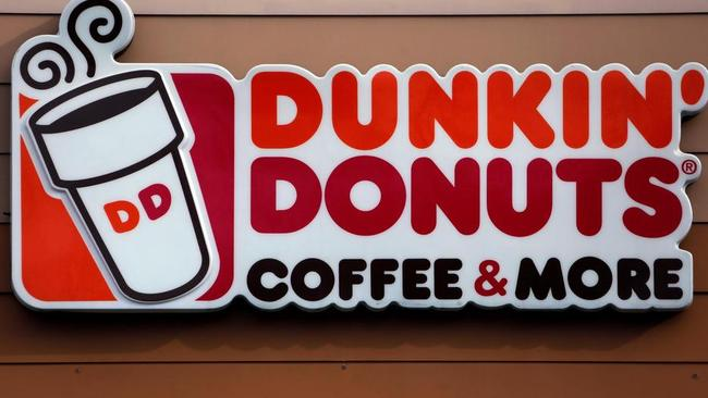The Dunkin' Donuts employee has been fired over the incident.