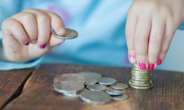 What pocket money teaches our children