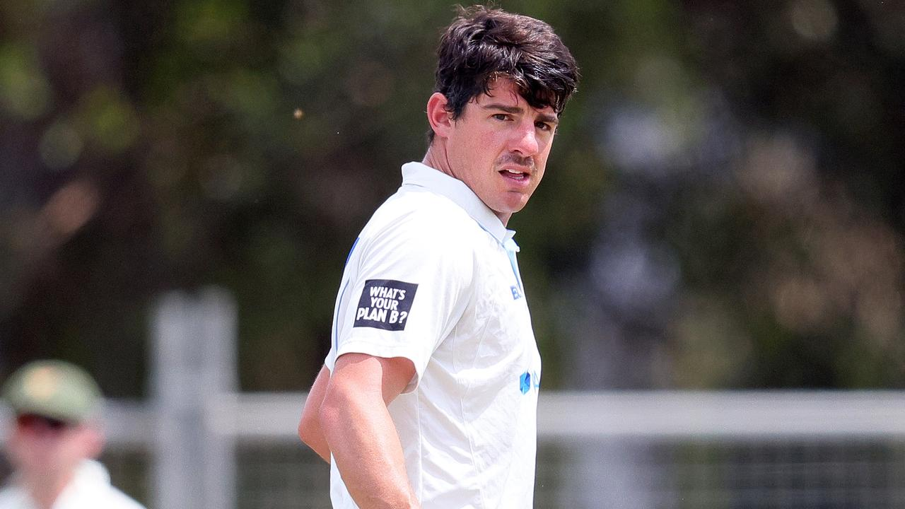 TAS v NSW - Sheffield Shield: Day