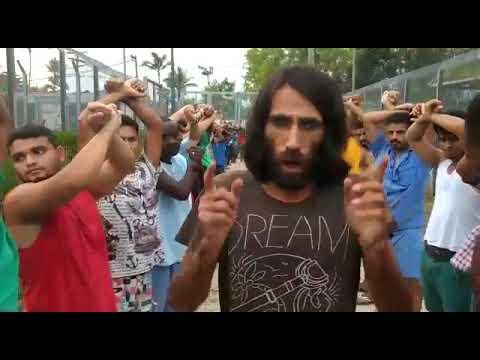 Manus Island Refugees Appeal for Help. Credit - Manus Alert via Storyful