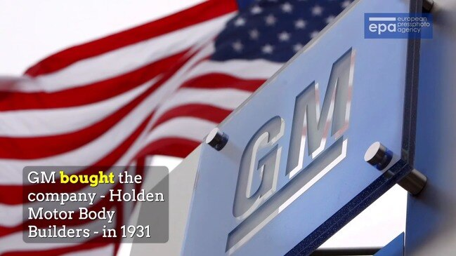 GM to scrap Holden brand in Australia and NZ