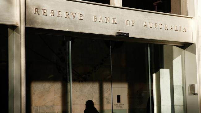 Reserve Bank of Australia (RBA) headquarters in Sydney. Photographer: Brendon Thorne/Bloomberg