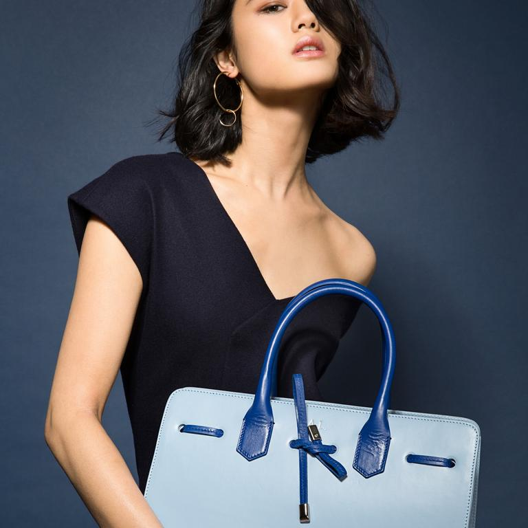 The European-made products had a bespoke point of difference in the luxury fashion market.