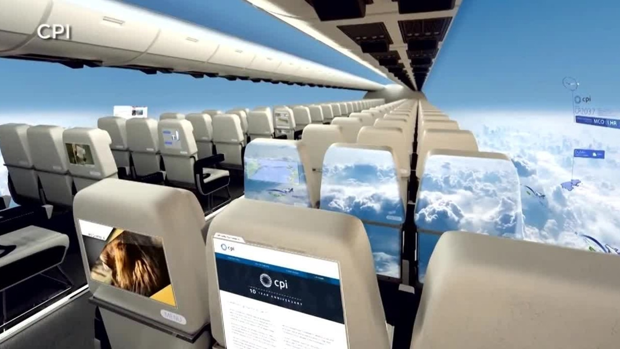 This could be the future of flying.