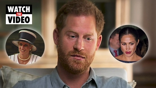 Harry feared he would 'lose Meghan' and that she would end up like Diana