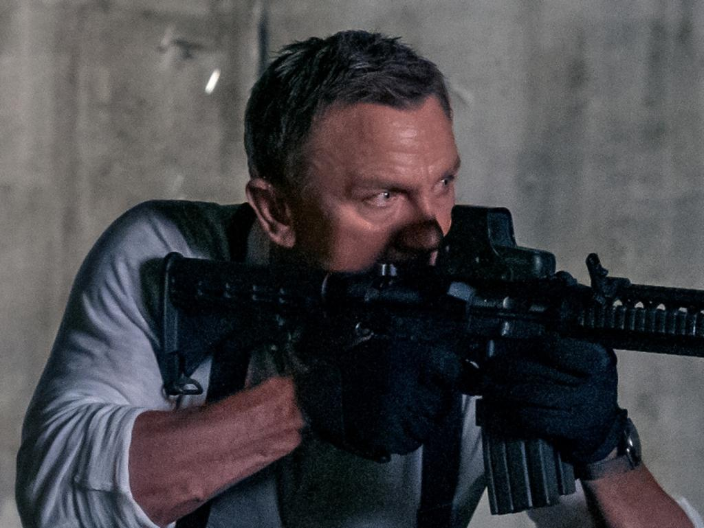 NO TIME TO DIE   FINAL TRAILER, Universal Pictures is thrilled to release the FINAL TRAILER for NO TIME TO DIE, the 25th James Bond film starring Daniel Craig., Picture: Universal