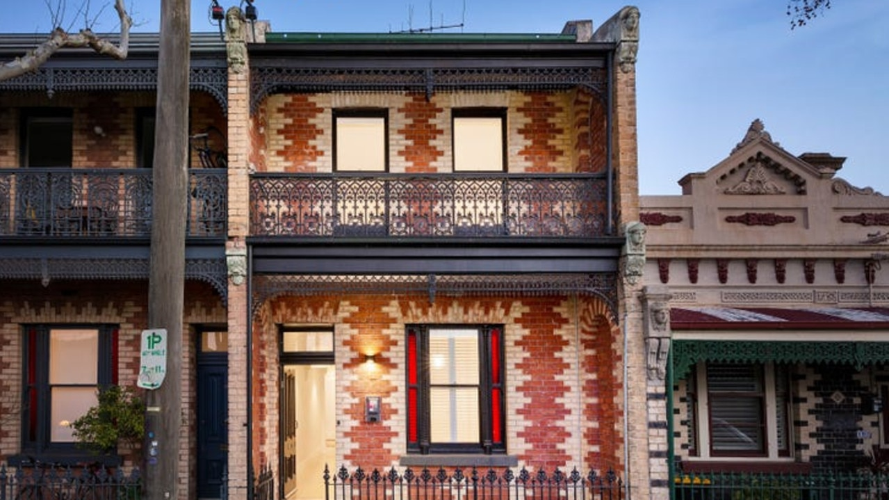 104 Westgarth St, Fitzroy, was available to rent for $1400 per week.