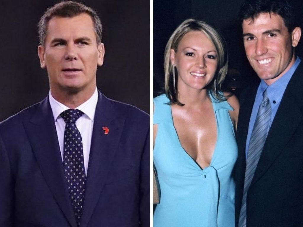 Wayne Carey's affair with Anthony Stevens' wife broke North Melbourne.