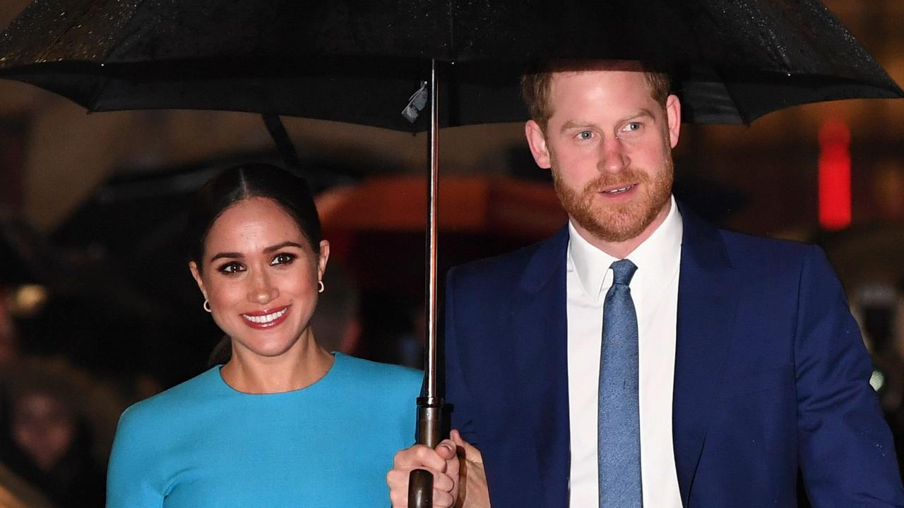 Meghan and Harry's new LA life may mean that more royal duties land in Prince George's lap at a tender age. Picture: DANIEL LEAL-OLIVAS / AFP.