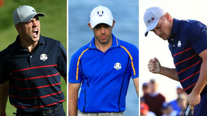 Ryder Cup Wrap: Day 1.