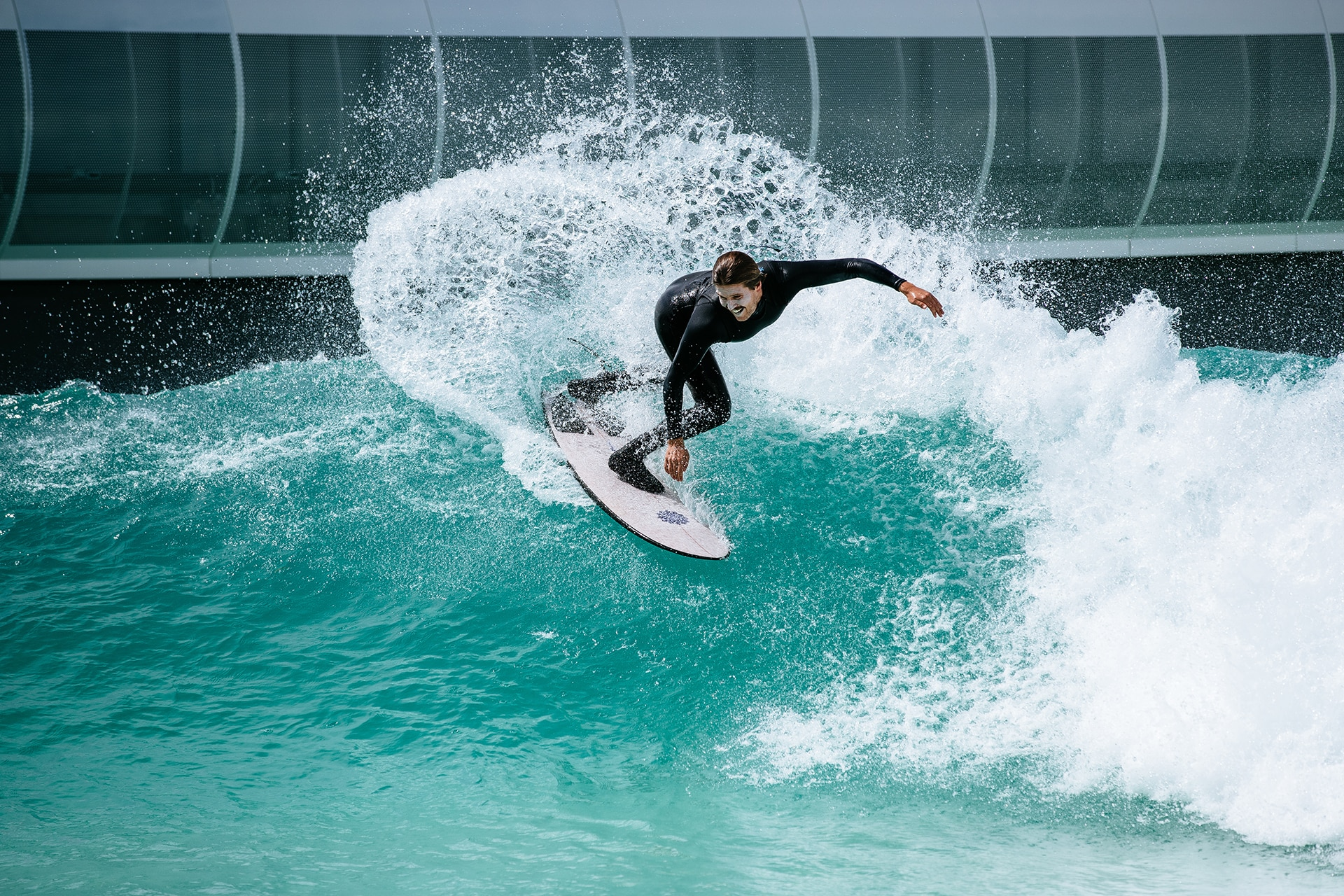 Road Test: Surfing The Waves Of Australia's Wild New Surf Park, Urbnsurf