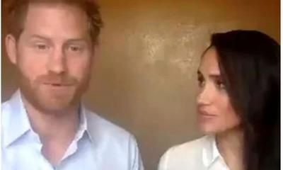 Prince Harry takes a swipe at the UK and Commonwealth