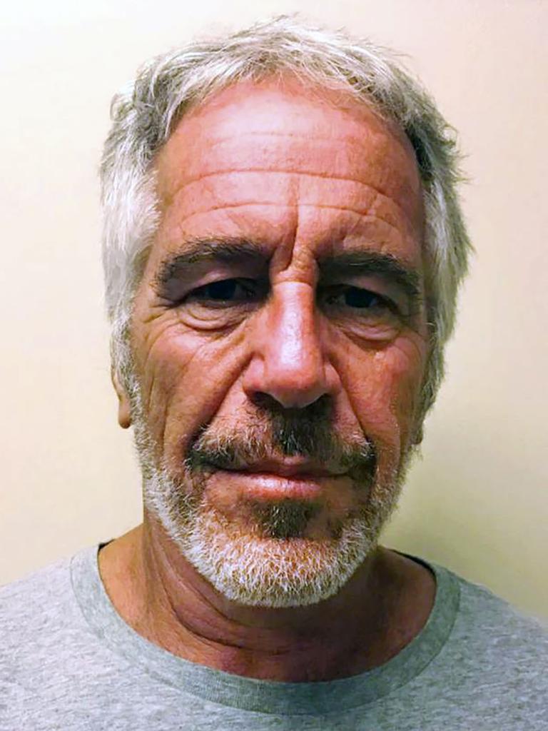 Registered sex offender Jeffrey Epstein, 66. Picture: AFP/New York State Sex Offender Registry