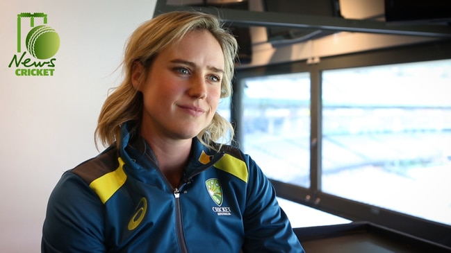 Ellyse Perry excited about future of women's sport