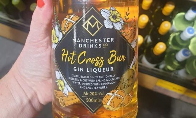 ALDI shoppers lose their minds over $20 Hot Cross Bun Gin